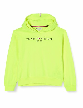 Tommy Hilfiger Girl's Essential Hooded Sweatshirt