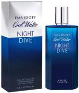 Davidoff Cool Water Night Dive 200ml EDT Spray