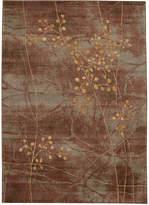 "Nourison Somerset Multi Blossom 7'9"" x 10'10"" Area Rug"