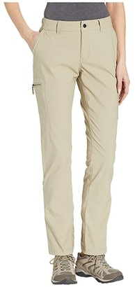 The North Face Wandur Hike Pants (Dune Beige) Women's Casual Pants