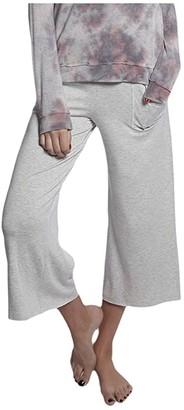SUNDoWN by River+Sky Golden Hour Pants (Grey Pearl) Women's Casual Pants