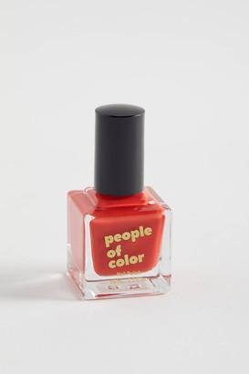 People of Color Beauty Non-Toxic Nail Polish