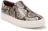 Report Ronnie Croc-Embossed Sneaker