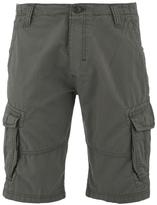 Threadbare Men's Hulk Cargo Shorts - Grey