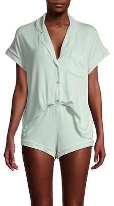 UGG 2-Piece Shorty Pajama Set