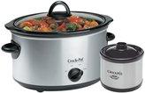 Crock Pot Crock-pot 5 Quart Oval Slow Cooker