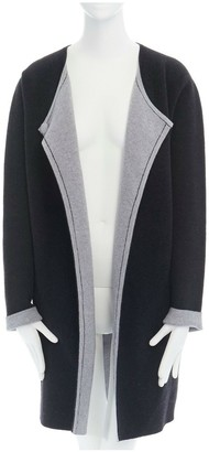 Theory Grey Wool Coat for Women