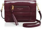 Marc Jacobs Medium Madison T2 Patent Classic Shoulder Bag