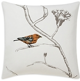 DwellStudio Dwell Studio Chinoiserie Square Decorative Pillow, 20 x 20