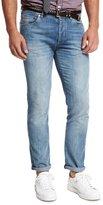 Brunello Cucinelli Lightweight Slim-Fit Denim Jeans
