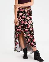 American Eagle Outfitters AE Wrap Maxi Skirt
