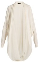 The Row Caro open-front cashmere cardigan