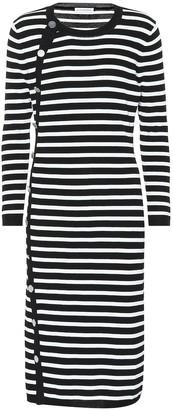 Altuzarra Arzel striped midi dress