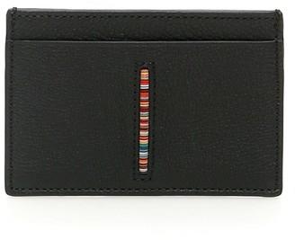 Paul Smith Signature Stripe Credit Card Holder