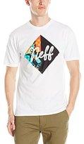 Neff Men's Diamond Summer Digi Tribe T-Shirt