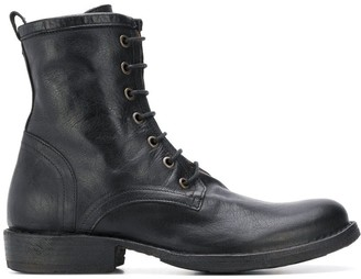 Fiorentini+Baker lace-up Eternity boots