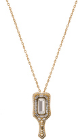 Marc Jacobs Charms Mirror Necklace