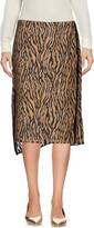 3.1 Phillip Lim Knee length skirts - Item 35320608