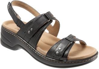 Trotters Adjustable Walking Sandals - Newton