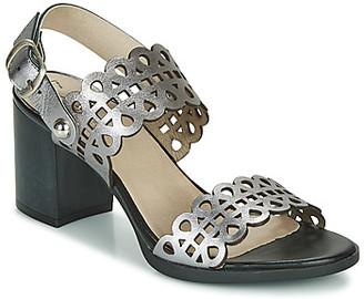 Dorking NORQUI women's Sandals in Silver
