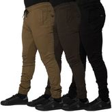 """Loyalty And Faith Mens Casual Chino Trousers Slim Fit Pants by Sizes 28""""-40"""""""