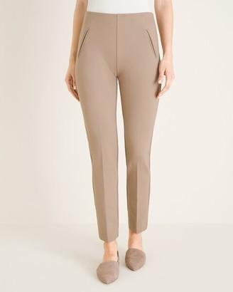 So Slimming Juliet Side-Vent Ankle Pants