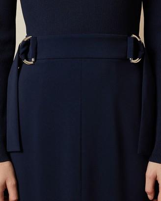 Ted Baker Knitted Mockable D-ring Dress
