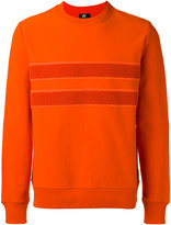 Paul Smith contrast stripe sweatshirt