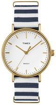 Timex Women's Weekender Fairfield Striped Watch - TW2P91900JT