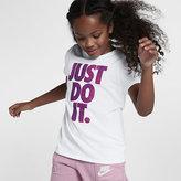 Nike Dry Tempest Big Kids' (Girls') T-Shirt
