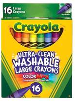 Crayola UltraClean Crayons Large Washable 16ct