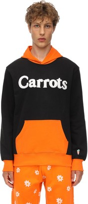 Carrots Wordmark Cotton Sweatshirt Hoodie