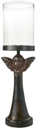 Jan Barboglio Patria Angel Hurricane Candleholder