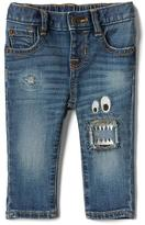 Gap My first super soft monster skinny jeans