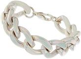 Topshop Iridescent Chain Bracelet