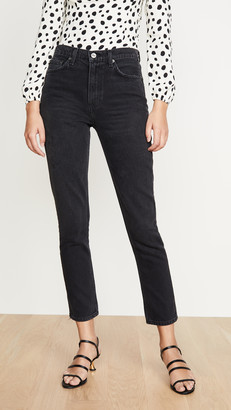 Reformation Julia High Cigarette Jeans