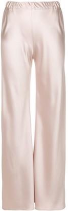 Blanca Vita pull-on wide-leg trousers
