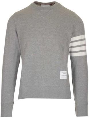 Thom Browne 4-Bar Stripe Sweater