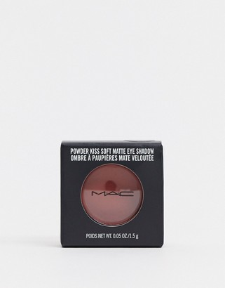M·A·C MAC Powder Kiss Eyeshadow - Devoted To Chili