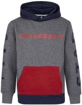 Converse All Star Colorblock Hoodie
