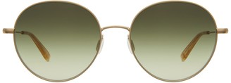 Garrett Leight Valencia Sun Mg-b/og M Sunglasses