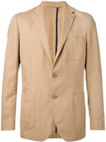 Michael Kors patch pocket blazer