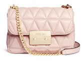 Michael Kors 'Sloan' small quilted leather chain crossbody bag