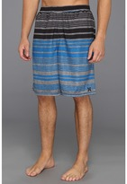 Hurley Ragland Mesh Short (Black) - Apparel