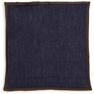 Brioni Bicolor Pocket Square