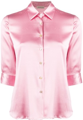 Blanca Vita Camilla silk shirt