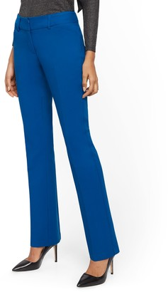 New York & Co. Tall Straight-Leg Pant - Signature Fit - All-Season Stretch - 7th Avenue