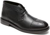 Dunham Black Gavin Leather Boot - Men