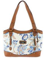 b.ø.c. Vera Cruz Floral Shopper Tote Bag