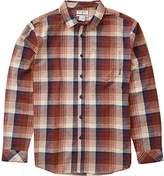 Billabong Men's Coastline Flannel Shirt